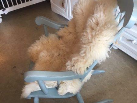 Diverse schommelstoelen