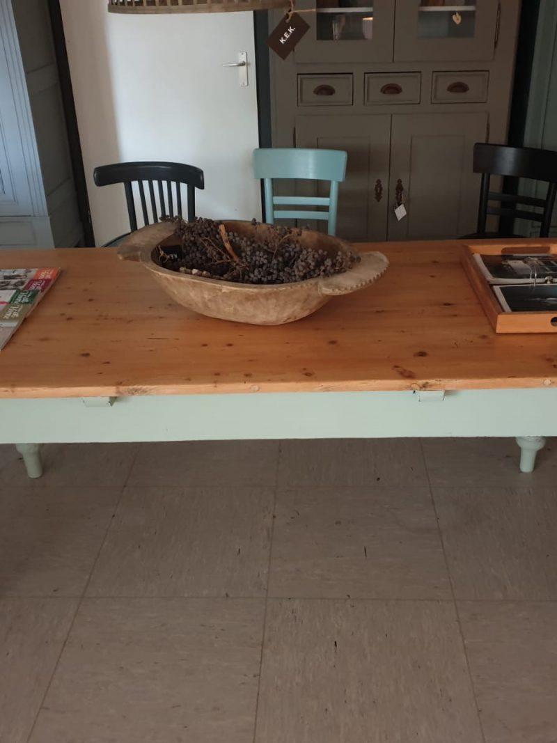Brocante tafel Bordeaux