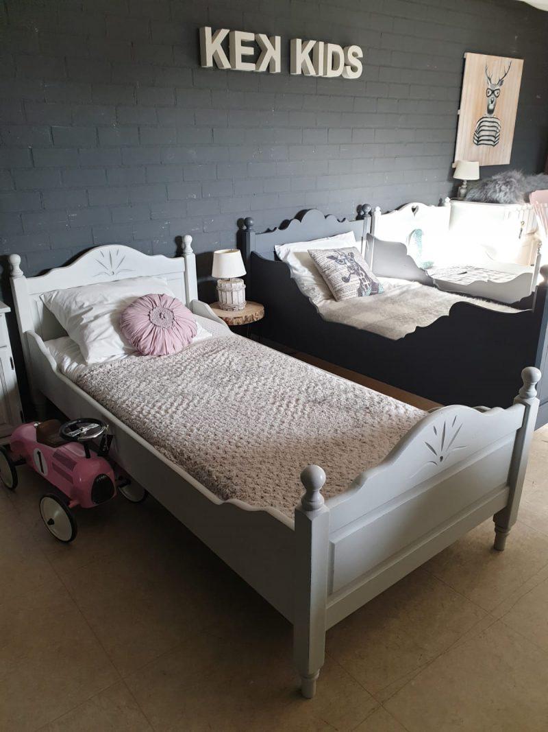 Brocante bed Eefke